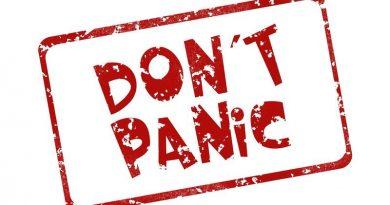няколко начина да спрете паник атака