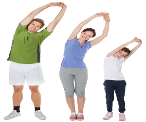 Гимнастика за здраве