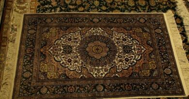 Грижа за килимите
