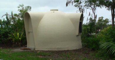 Формата на куполните къщи